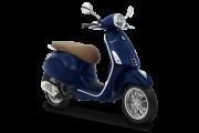 ขับเคลื่อนไลฟ์สไตล์แห่งความคลาสสิกให้โลดแล่นอีกครั้งกับ  Vespa Primavera 150 I-Get ABS สีใหม่ Blue Energia