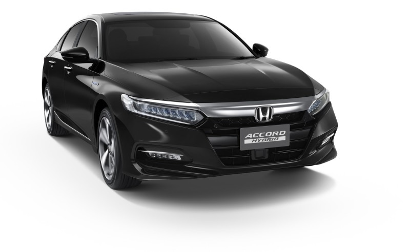 All New Honda Accord HYBRID (Front) 1