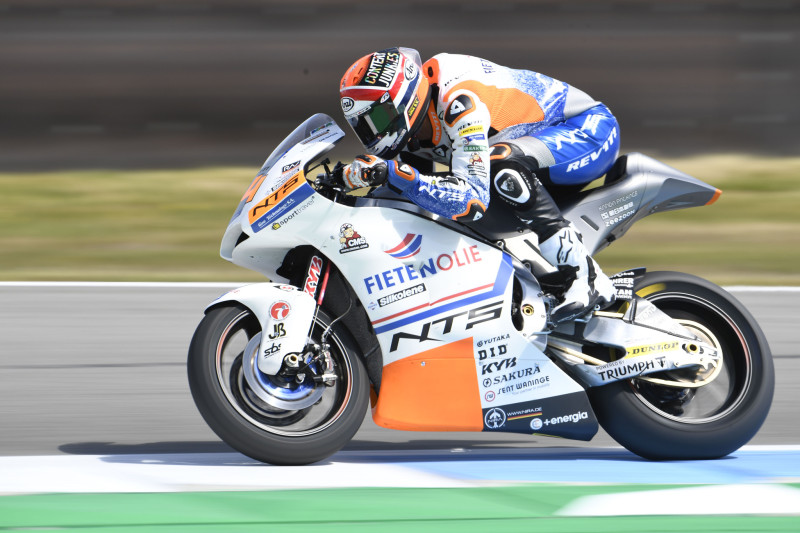 Bendsneyder, Dutch Moto2 2019