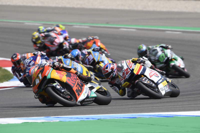 Brad Binder, Dutch Moto2 race 2019