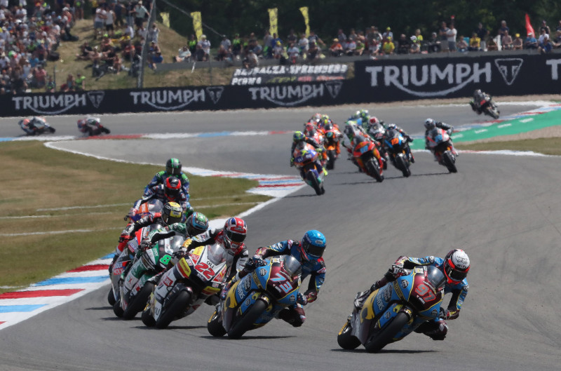 Vierge, Moto2 race, Dutch MotoGP 2019