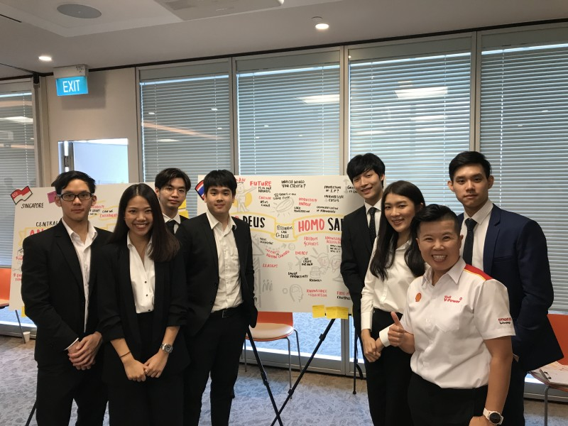 เชลล์ สนับสนุนเยาวชนไทยใส่ใจพลังงานเพื่อทุกชีวิต