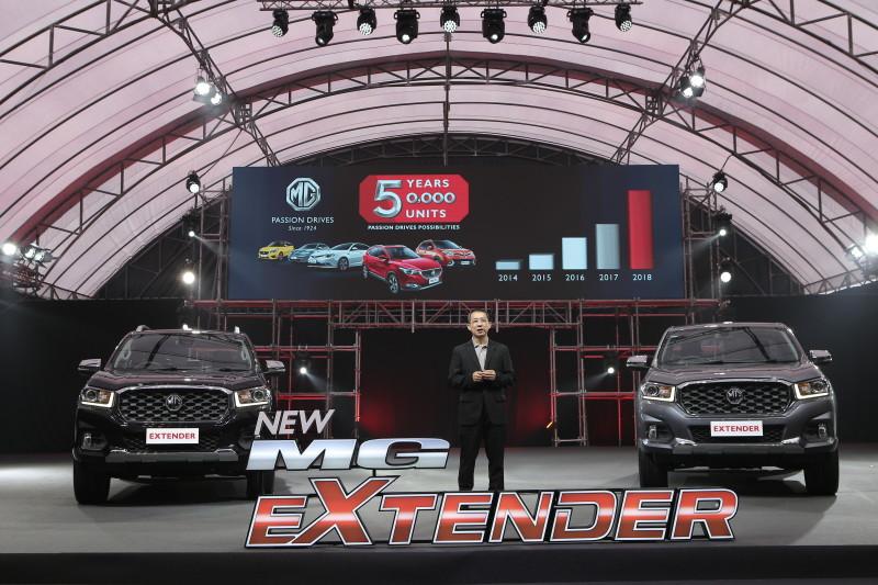 MG - NEW MG EXTENDER - นายพงษ์ศักดิ์ เลิศฤดีวัฒนวงศ์ รองกรรมการผู้จัดการ บริษัท เอ็มจี เซลส์ (ประเทศไทย) จำกัด_6615