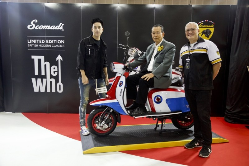 0 Scomadi The Who Limited Edition Launch @ Big Motor Sale 2019