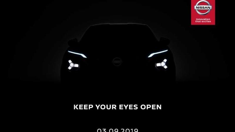Nissan Juke ใหม่พร้อมเปิดตัวเดือนกันยายนนี้