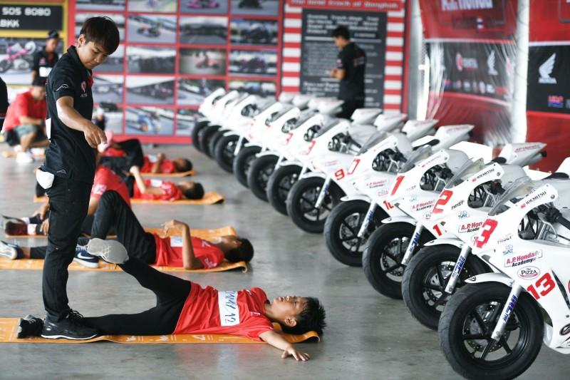 A.P.Honda Academy (8)