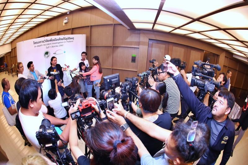 """Honda_ฮอนด้า_โครงการวิจัยเพื่อเมืองไทยไร้อุบัติเหตุ"""" (9)"""