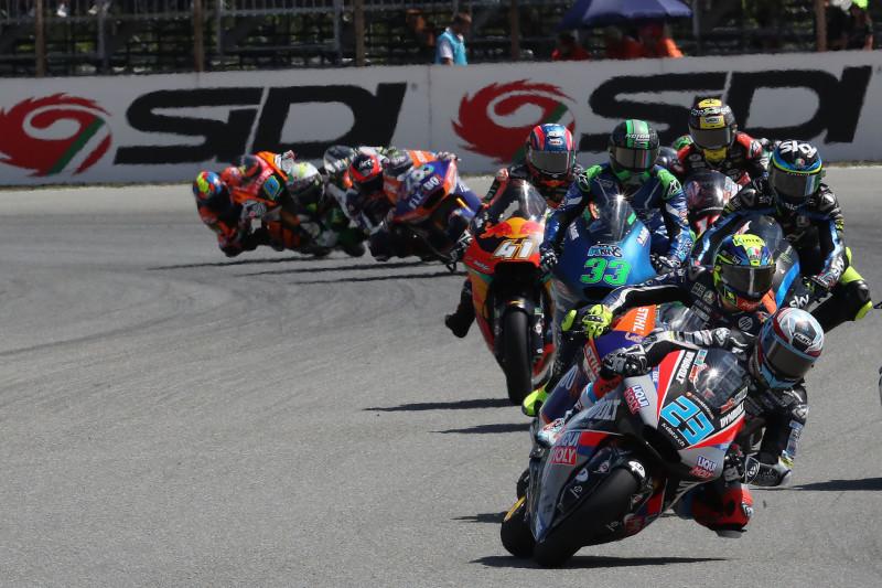 Schrotter, Moto2 race, Czech MotoGP 2019
