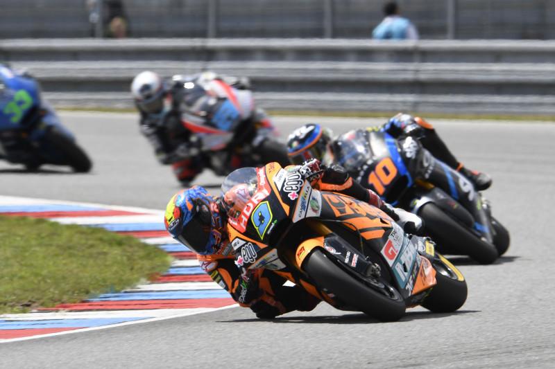 Navarro, Czech Moto2 race 2019