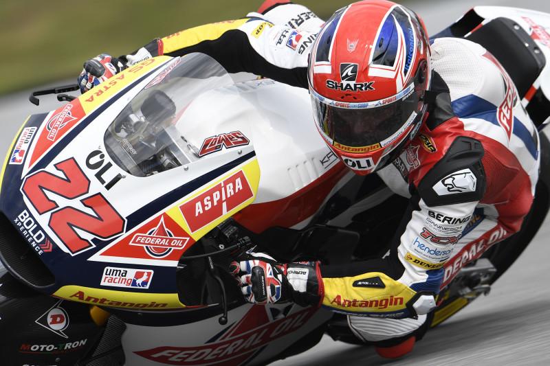 Sam Lowes, Czech Moto2 2019