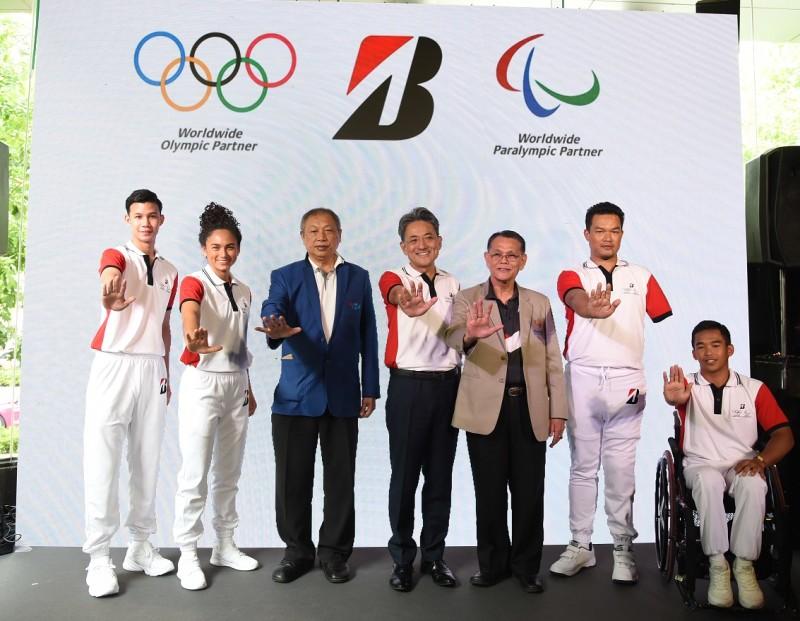 Team Bridgestone Thailand 4