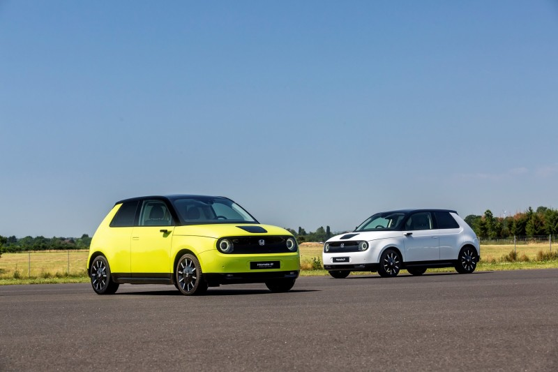 Honda เตรียมเพิ่มไลน์รถไฮบริดและรถไฟฟ้าในฝั่งยุโรป