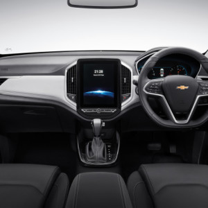 All New Chevrolet Captiva Premier LT Int. Front Studio