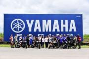 ยามาฮ่าเชิญสื่อมวลชนร่วมสัมผัสสมรรถนะ ALL NEW XSR155 ใหม่ สายพันธุ์สปอร์ตเฮอริเทจ ที่สนาม ไทยแลนด์ เซอร์กิต