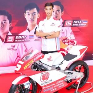 จับตา 3 นักบิดดาวรุ่ง A.P.Honda Race To The Dream (3)