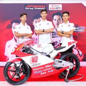 จับตา 3 นักบิดดาวรุ่ง A.P.Honda Race To The Dream (5)