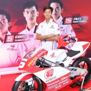 จับตา 3 นักบิดดาวรุ่ง A.P.Honda Race To The Dream (7)