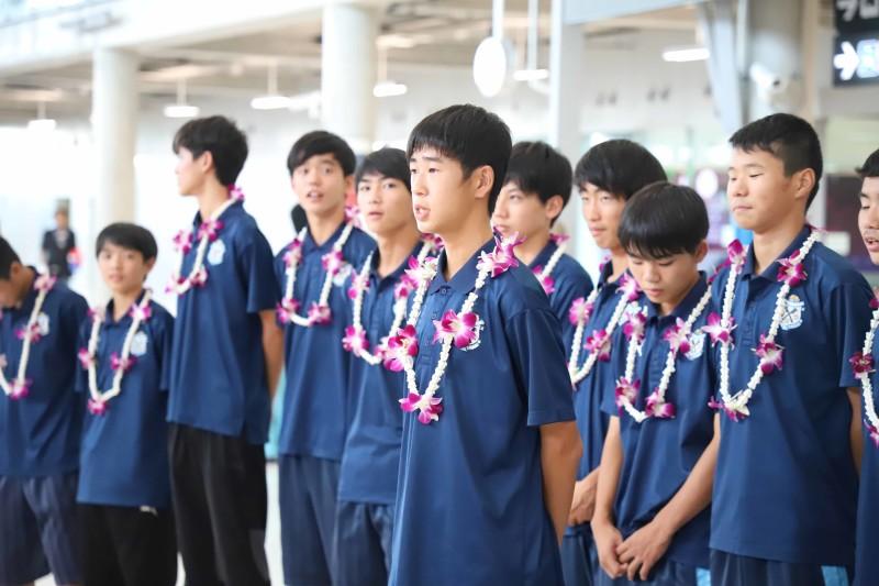 11 ยามาฮ่าต้อนรับทัพนักเตะ JUBIO IWATA เข้าร่วมทำการแข่งขันในศึก U14 International Champion 2019 ที่บุรีรัมย์