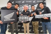 ฮอนด้าบิ๊กไบค์ คัดเลือก 4 สุดยอดไบค์เกอร์ตะลุยญี่ปุ่น กับแคมเปญ Honda BigBike Riding Passion Yea