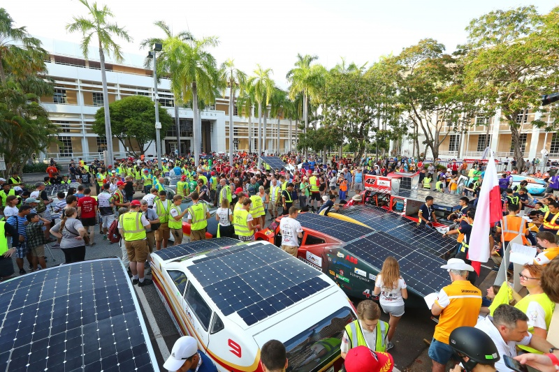 2017 Bridgestone World Solar Challenge (2)