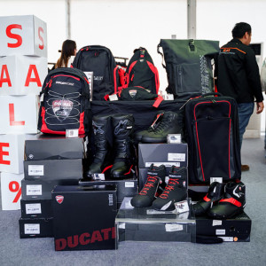 Ducati Apparel Zone