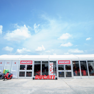 Ducati Fan Zone, Ducati Apparel Zone
