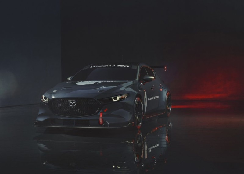 เปิดสเป็ค All New Mazda3 ตัวแข่ง TCR 2020