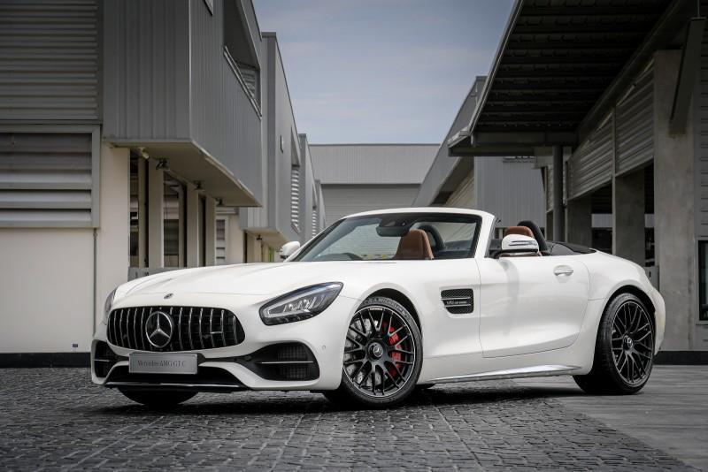 เมอร์เซเดส-เบนซ์ เปิดตัว Mercedes-AMG GT C Roadster และ Mercedes-AMG GT 63 S 4MATIC+ 4-Door Coupé