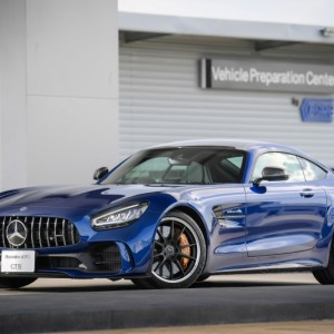 Mercedes AMG GT R – Facelifted (1)