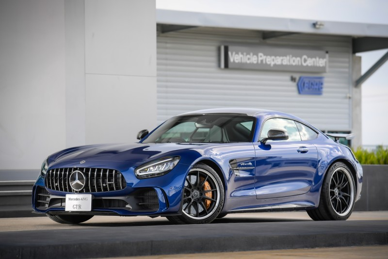 Mercedes-AMG GT R - Facelifted (1)