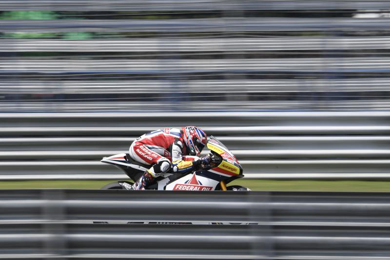 """""""ลูก้า มารินี"""" ขับเคลื่อนพลังเครื่องยนต์ไทรอัมพ์ คว้าชัยชนะครั้งแรก Moto2 พร้อมสร้างสถิติต่อรอบใหม่ในการแข่งขัน ณ สนามช้าง อินเตอร์เนชันแนล เซอร์กิต บุรีรัมย์"""