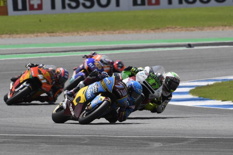 Alex Marquez, Thailand Moto2 race 2019