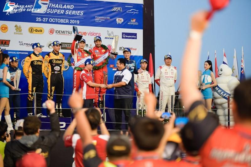 บทสรุปสุดท้าย กับรายการ Thailand Super Series 2019 ในคอนเซ็ปต์ The Final Race ณ สนามช้าง อินเตอร์เนชั่นแนล เซอร์กิต จังหวัดบุรีรัมย์