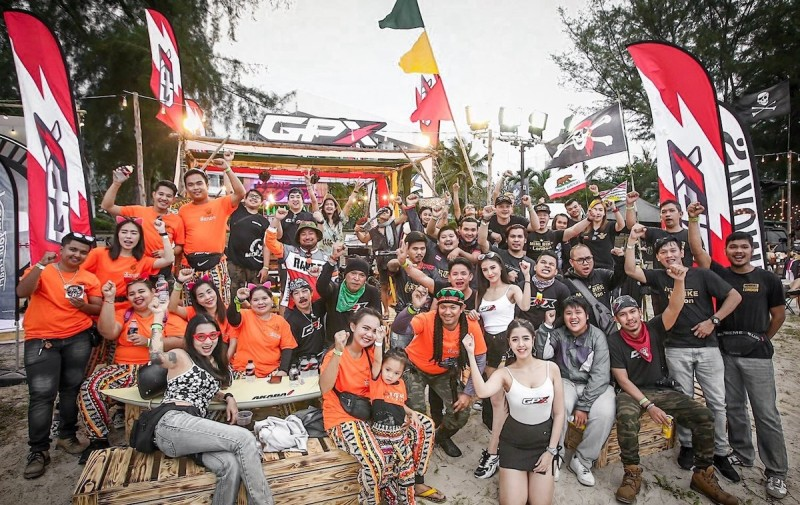 GPX Gypsy Beach Camp 2-02
