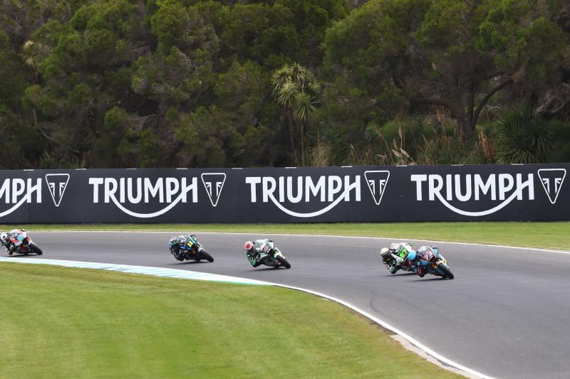 """ร้อนระอุ! """"แบรด บินเดอร์"""" คว้าชัยชนะครั้งที่สามการแข่งขัน Moto2ล พร้อมสถิติความเร็วสูงสุดถูกทำลายอีกครั้ง"""