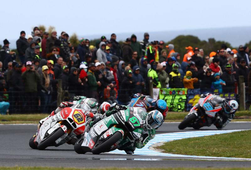 Remy Gardner, Moto2 race, Australian MotoGP 2019