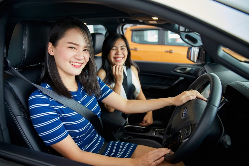 'ฟอร์ดการันตีความใส่ใจ' ช่วยเจ้าของรถประหยัดเวลาและค่าใช้จ่าย