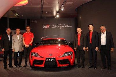 Toyota GR Supra การกลับมาของรถสปอร์ตในตำนาน จากสนามแข่งสู่ท้องถนน