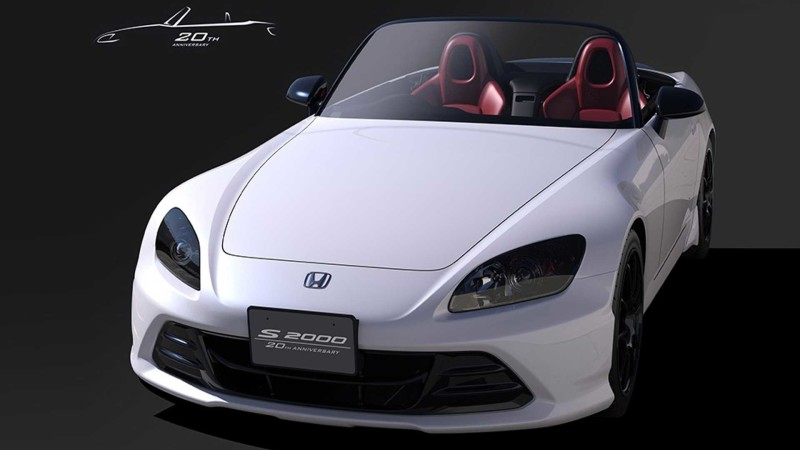 Honda S2000 For 2020 Tas