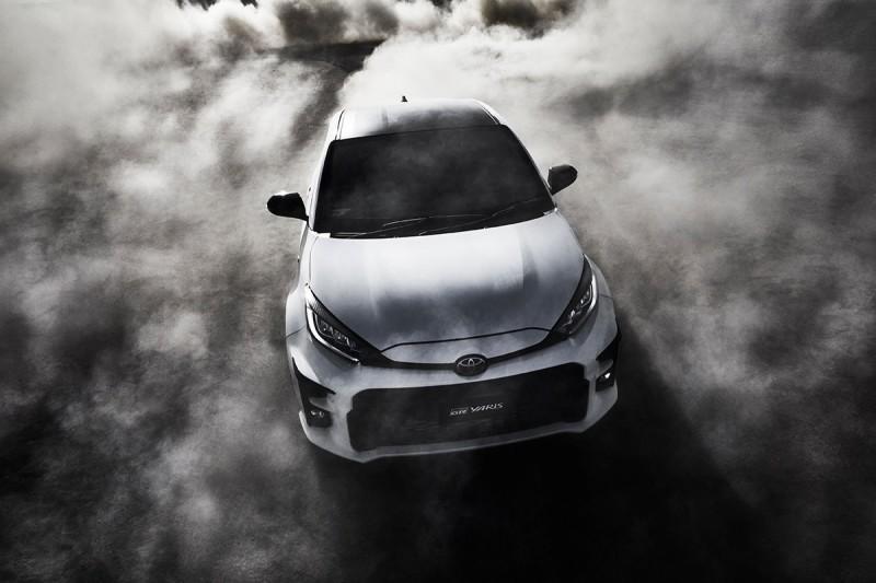 "Toyota กลับสู่ทางฝุ่นอีกครั้งด้วย GR Yaris พร้อมรุ่นพิเศษ RZ ""First Edition"""