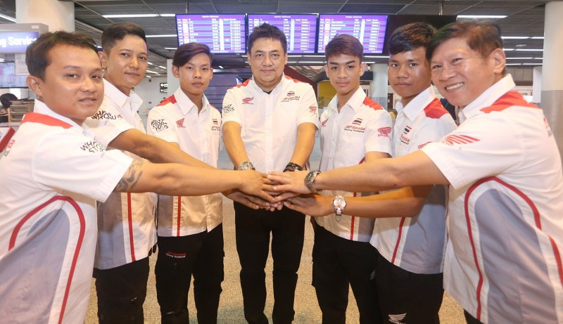 ATC 9.2.20 เอ.พี. ฮอนด้า ส่ง 3 นักบิดดาวรุ่งไทย ลุยพรีซีซั่นเทสต์เซปังฯ  (5)