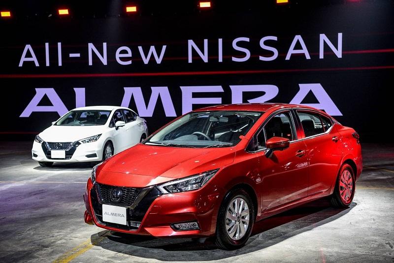 All-new Nissan Almera 2