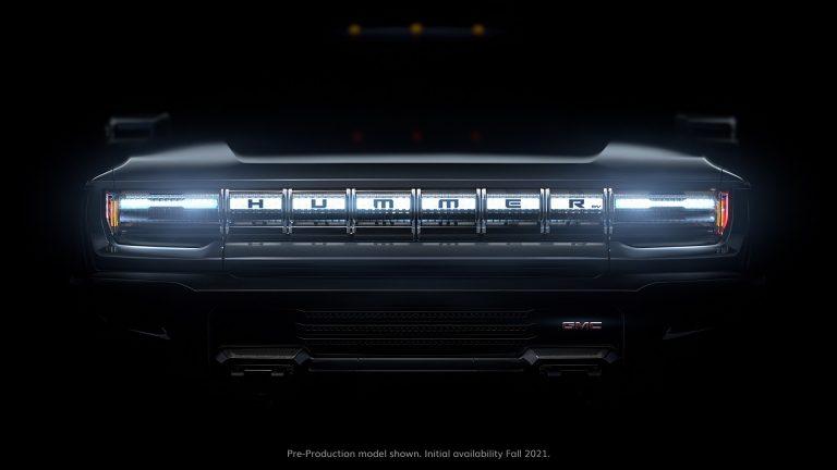 GMC HUMMER EV 1 768×432