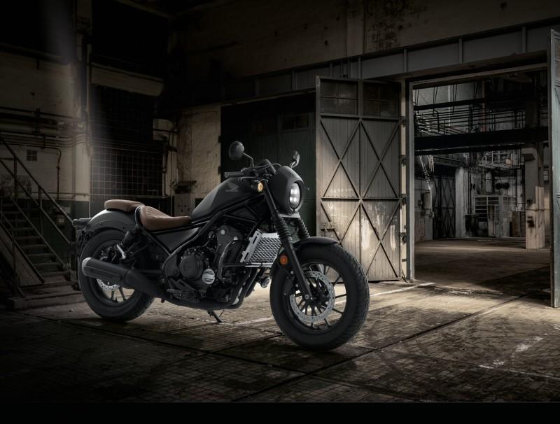 ฮอนด้าเปิดตัว New Rebel 500 Bobber Supreme Edition เท่ขั้นสุดด้วย