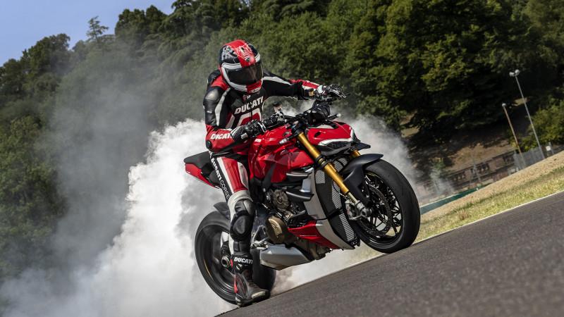2020 Ducati Streetfighter V4 1