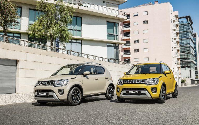 2020 Suzuki Ignis Facelift 1 768×482