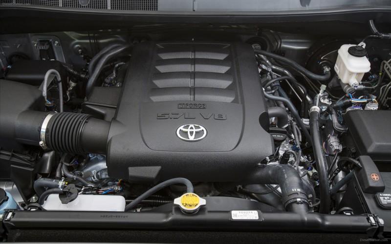 2014 Toyota Tundra 5.7L V8 Engine