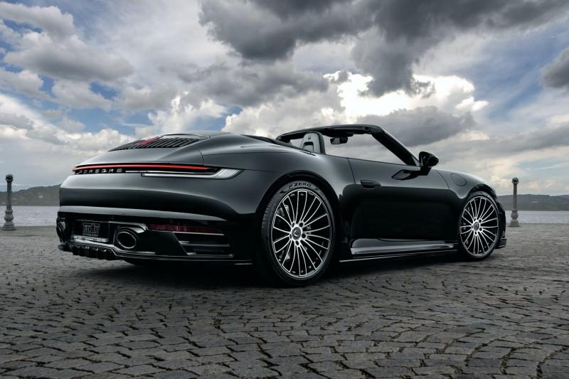 2020 Porsche 911 Cabriolet By TechArt 2