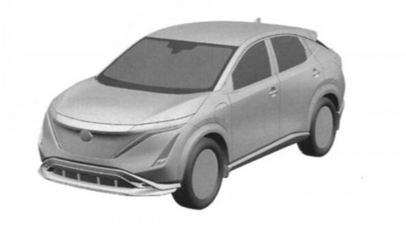 Nissan Ariya Possible Production Version 02
