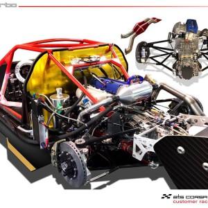 2020 Ats Corsa Rr Turbo 13